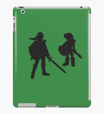 The Legend of Zelda - The Young and the Old - Link iPad Case/Skin