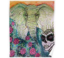 Elephant Keeper Poster