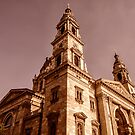 Basilica Budapest by borjoz