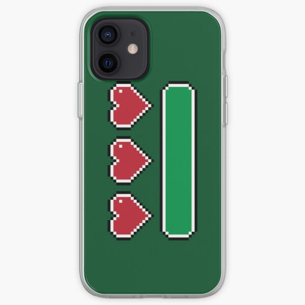 A Hero's Heart iPhone Soft Case