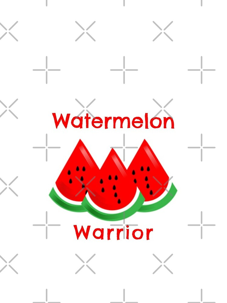 Watermelon Warrior by nikkihstokes