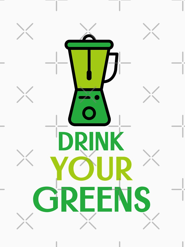 Drink Your Greens by nikkihstokes
