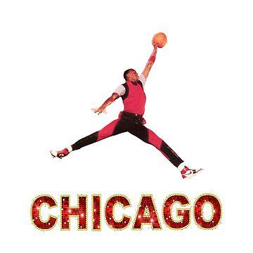 Michael Jordan Chicago by kyleheinze57