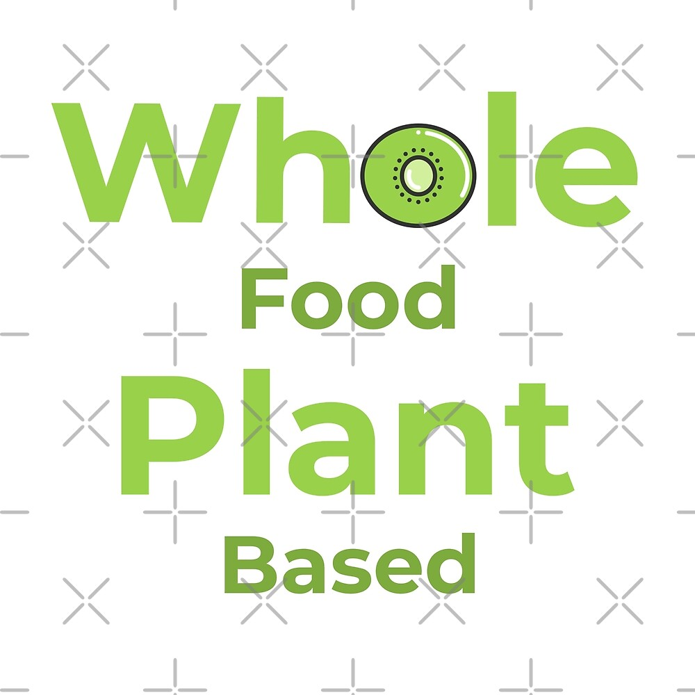 Whole Food Plant Based Kiwi by Sweevy Swag