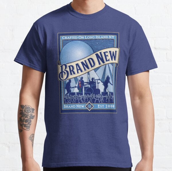 Brand New Ale (Label Text) Classic T-Shirt
