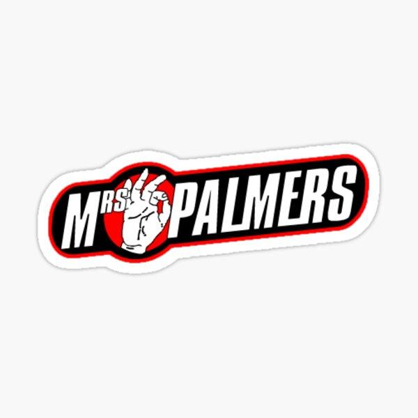 Cire de surf Mrs Palmers Sticker fini brillant