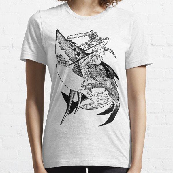 Chainsaw warrior Essential T-Shirt