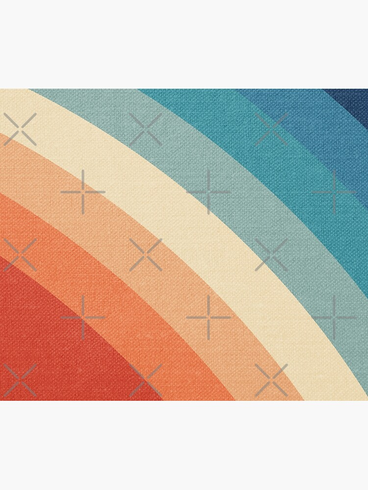 Retro Vintage Stripes by ind3finite