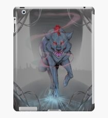 Cyberwolf iPad Case/Skin