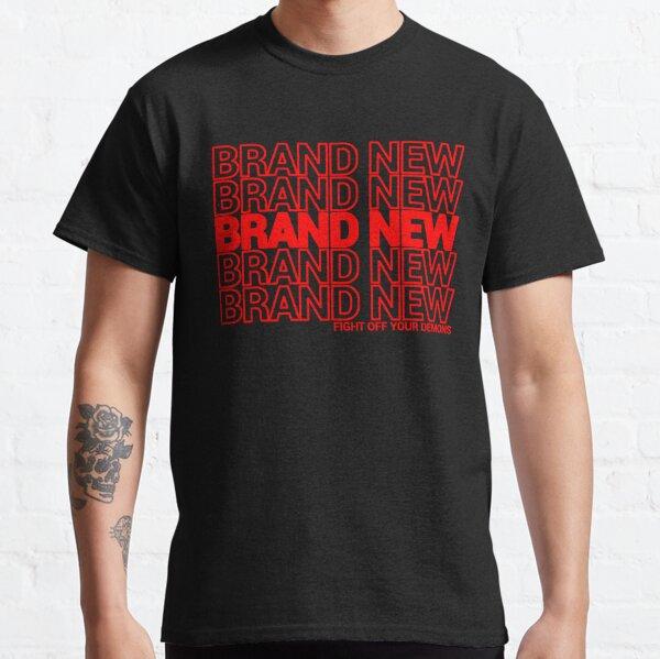 Brand New, Brand New, Brand New ... (red) Classic T-Shirt