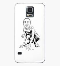 Ben as Gollum Case/Skin for Samsung Galaxy