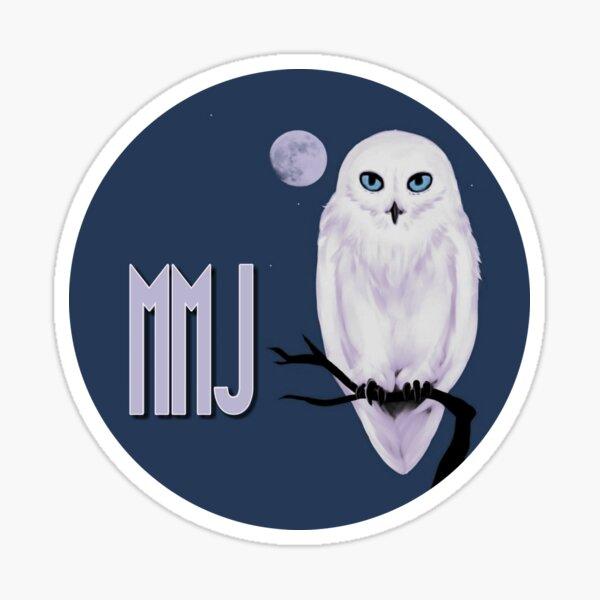 MMJ  Sticker