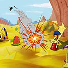 Spectrum of Mana: Captain Duck Strikes Again by LightningArts