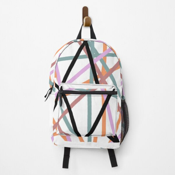 string colour Backpack