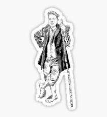 Ian Baggins Sticker