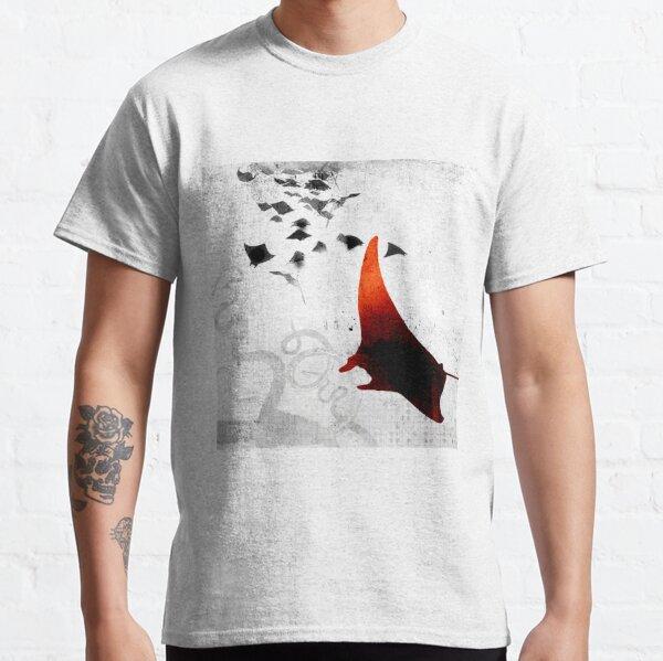 Manta Red Classic T-Shirt