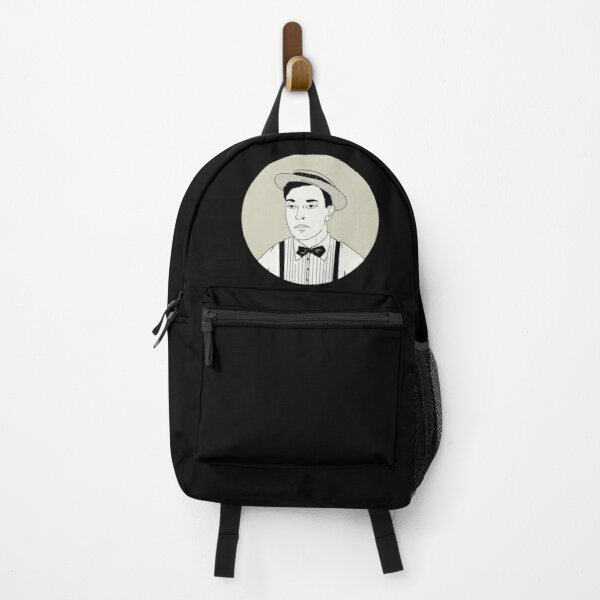 Buster Keaton Backpack