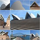 Sydney Opera House Perspectives by Gary Kelly