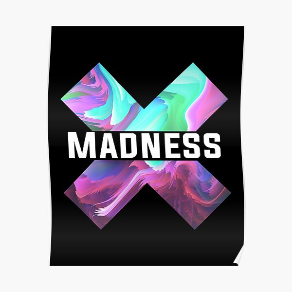 Into Madness Poster