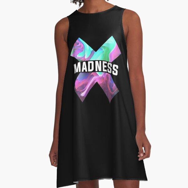 Into Madness A-Line Dress