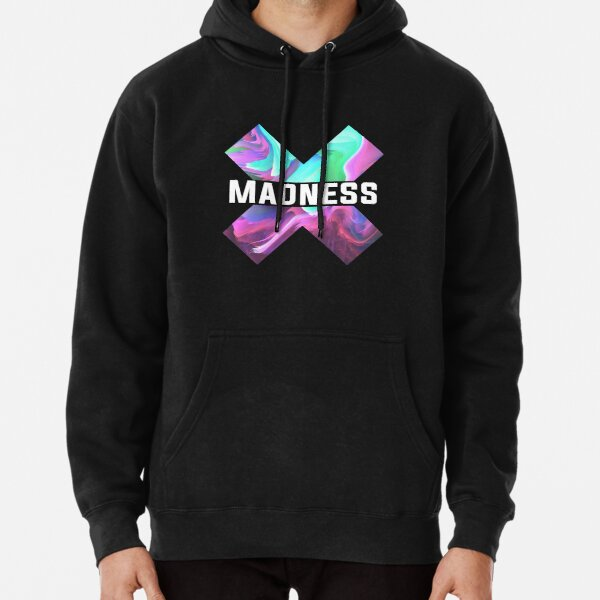 Into Madness Pullover Hoodie