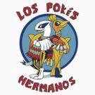 Los Pokés Hermanos by SamuriFerret
