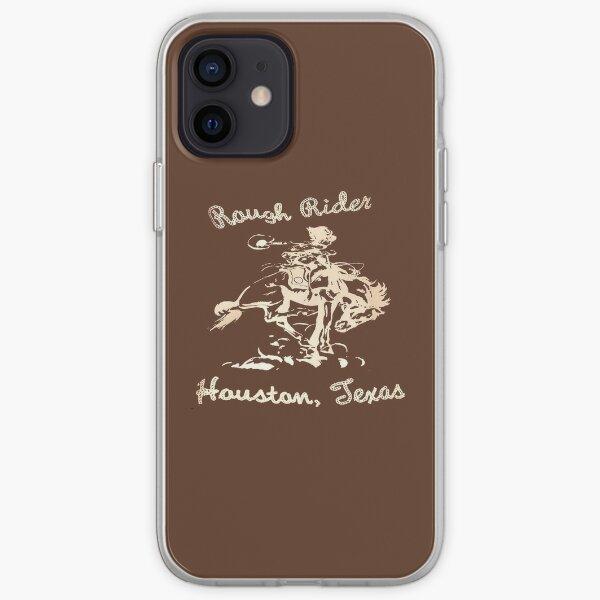 Cowgirl de rodéo Coque souple iPhone