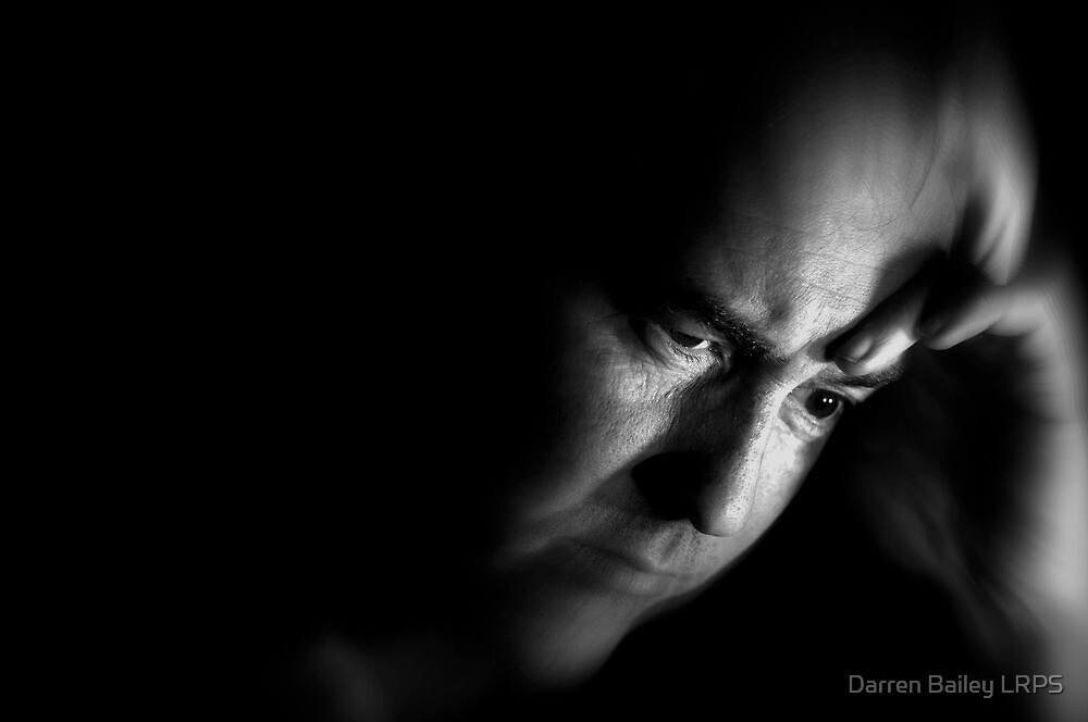 Falling Into Silent Darkness by Darren Bailey LRPS