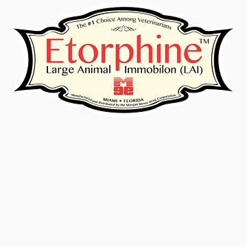 M99 / Etorphine (Dexter) Shirt by oddfruit