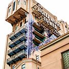 The Hollywood Tower Hotel by FelipeLodi