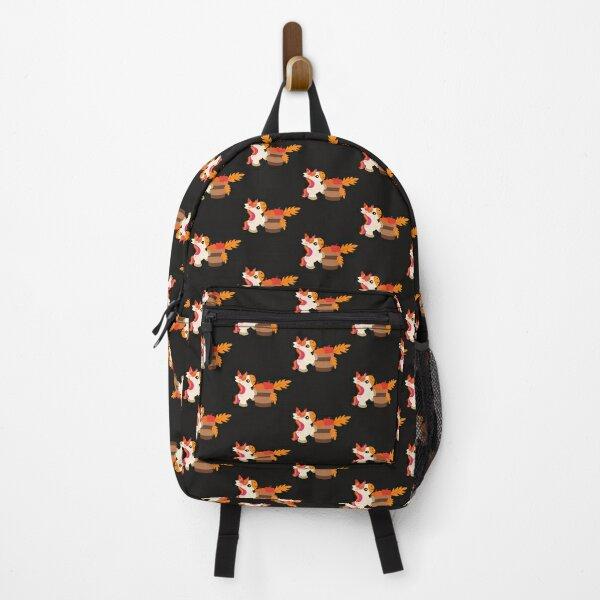 Fall Unicorn Backpack