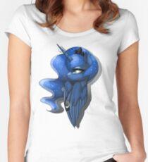 Luna Women's Fitted Scoop T-Shirt