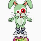 Vegetarian Zombie Ski Bunnies™ : Frank by Zero Dean