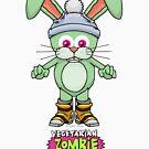 Vegetarian Zombie Ski Bunnies™ : Neez by Zero Dean