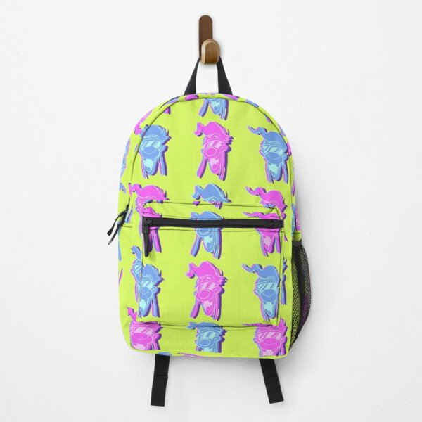 Powerline Max 80s Pattern Backpack