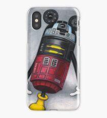 M2M2 (R2D2) iPhone Case/Skin