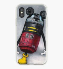 M2M2 (R2D2) iPhone Case