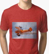 Breitling Wingwalking Team's Stearman Tri-blend T-Shirt