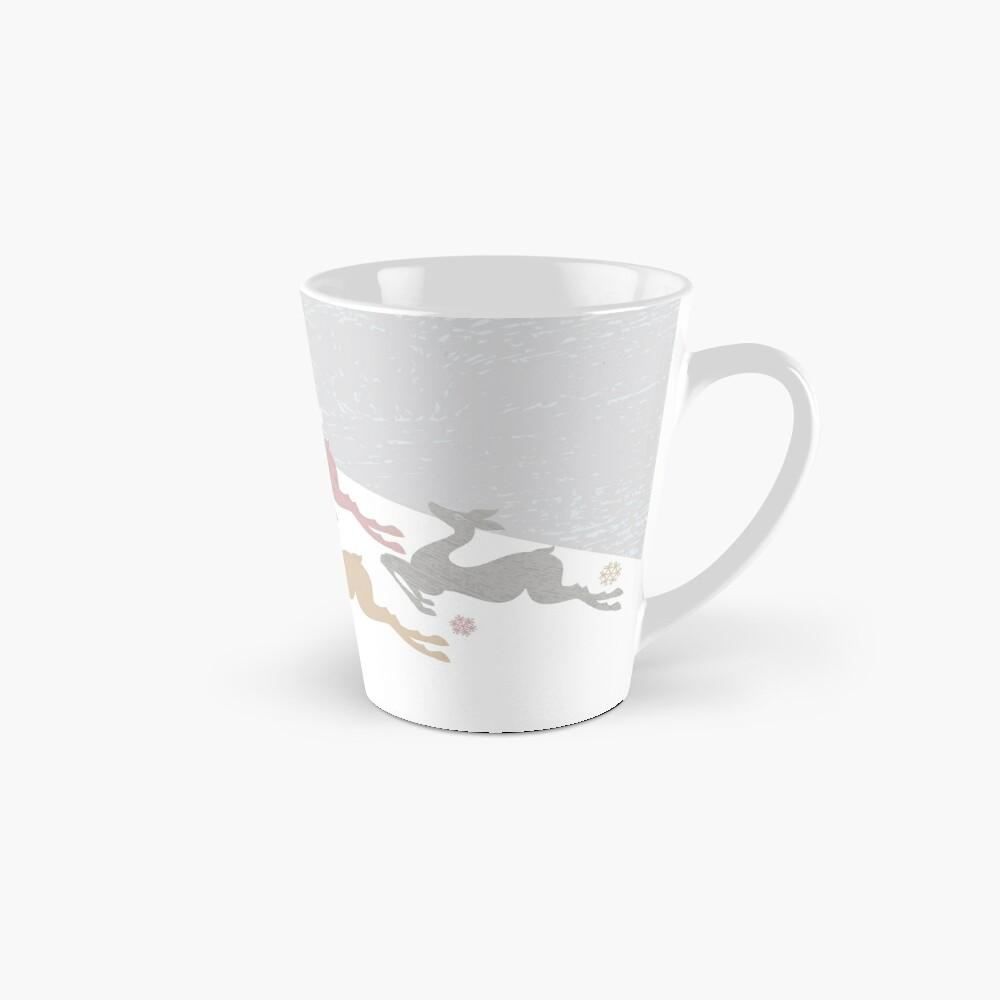 Winter Deer Mug