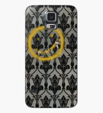 Sherlock 221B Baker Street Wall Case/Skin for Samsung Galaxy