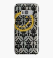 Sherlock 221B Baker Street Wall Samsung Galaxy Case/Skin