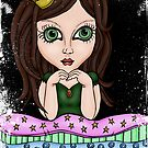 Princess and The Pea by michellerena