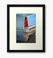 1969 Cadillac Framed Print