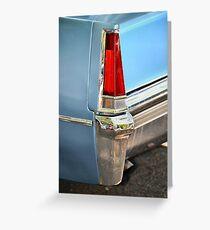 1969 Cadillac Greeting Card