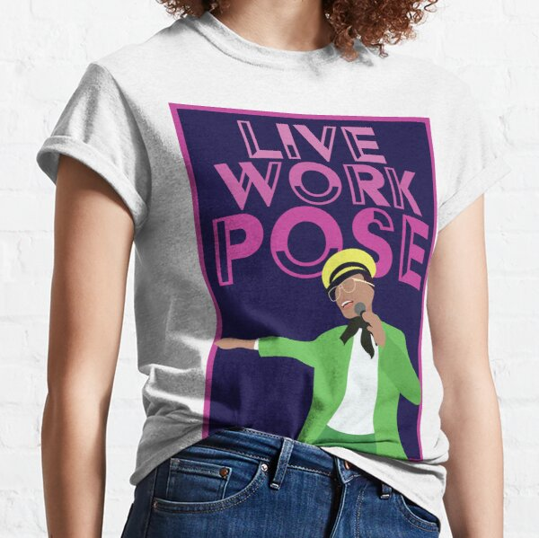 Pray Tell from Pose Classic T-Shirt