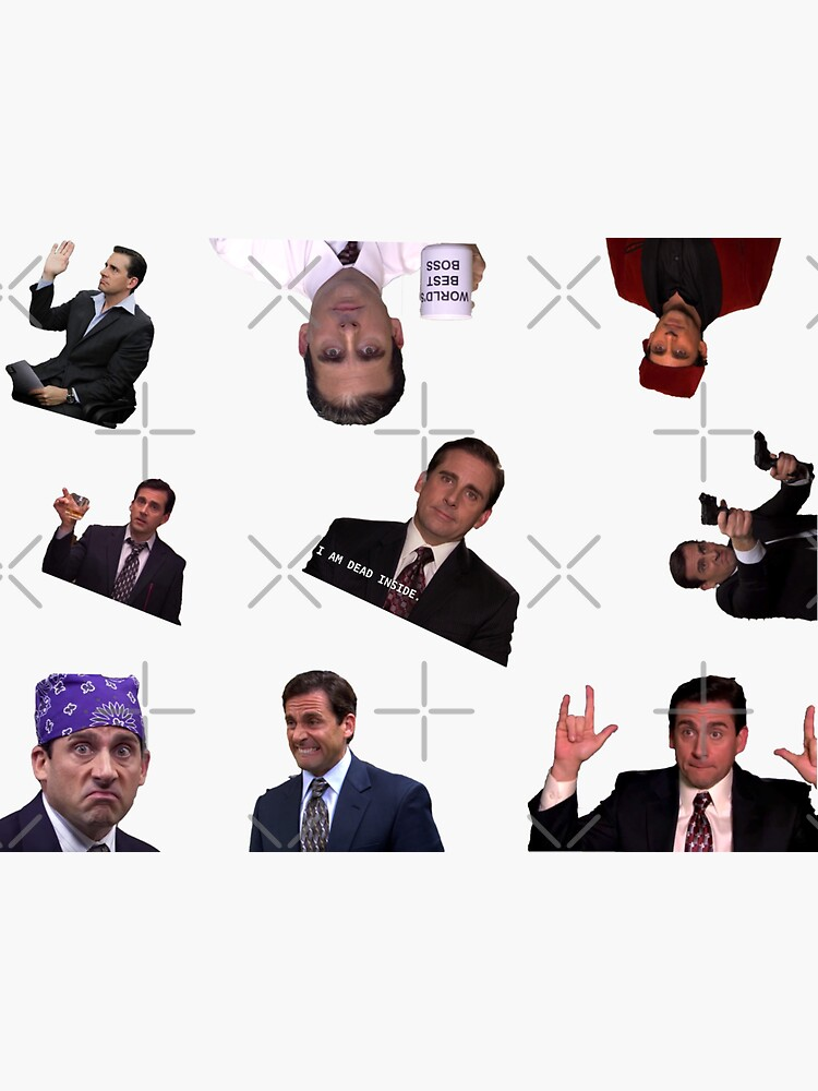 The Office - Best Of Michael Scott Pack by rehabtiger