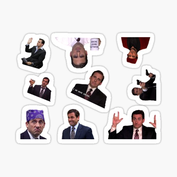 The Office - Best Of Michael Scott Pack Sticker