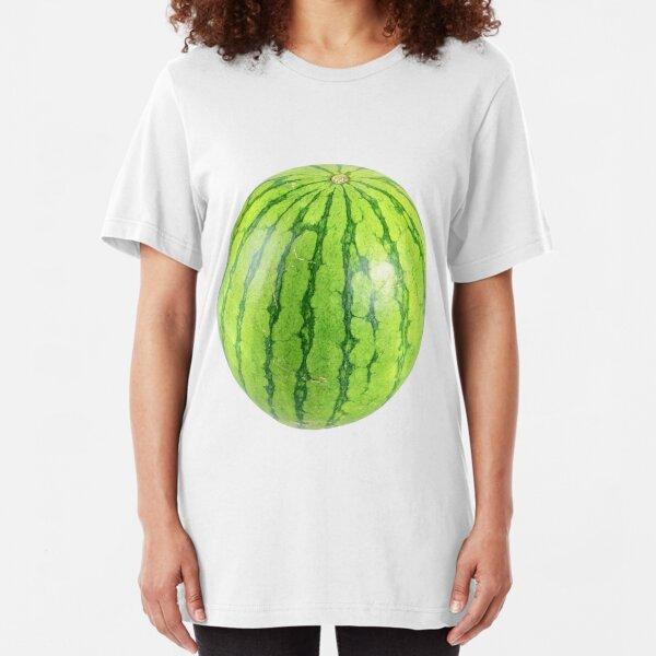 Watermelon Slim Fit T-Shirt
