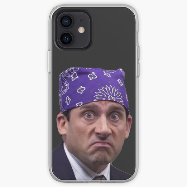 Prison Mike iPhone Soft Case