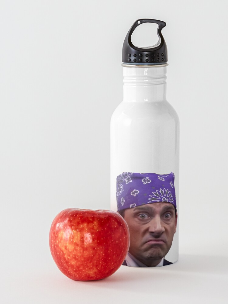 Alternate view of Prison Mike Water Bottle